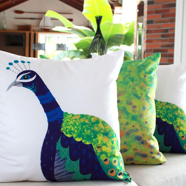 almofadas-decorativas-passaros-pavao