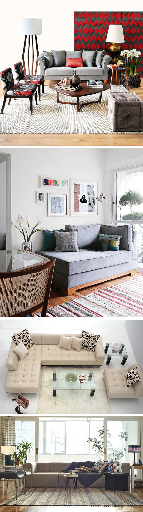 como escolher um sofá