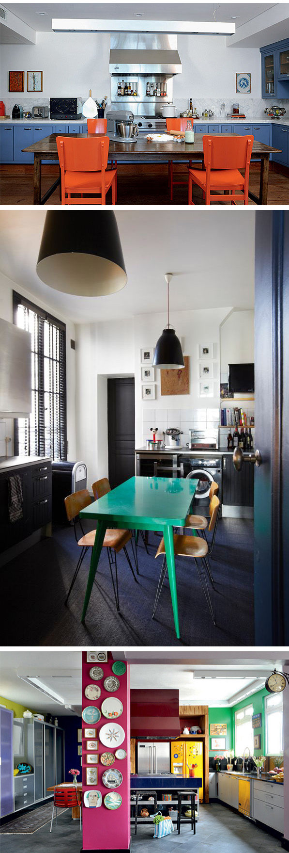 decore sua cozinha com ideias econômicas