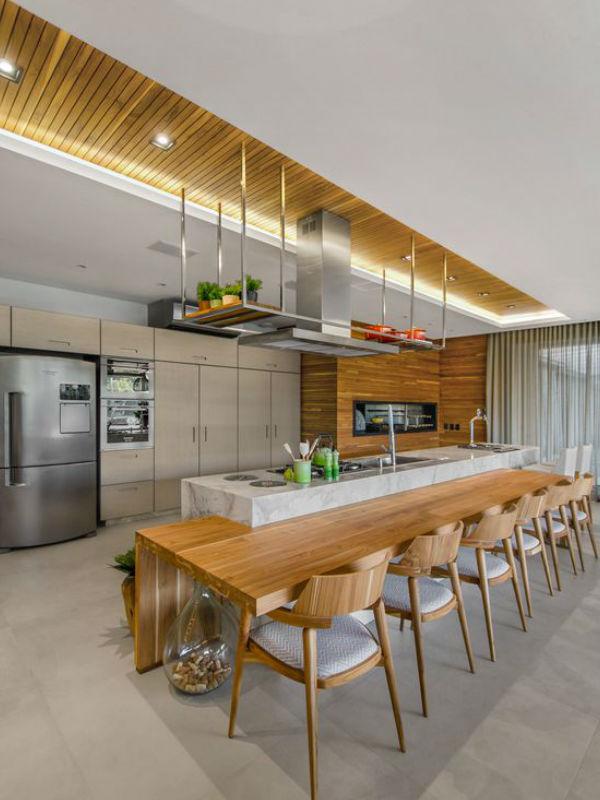 cozinha americana