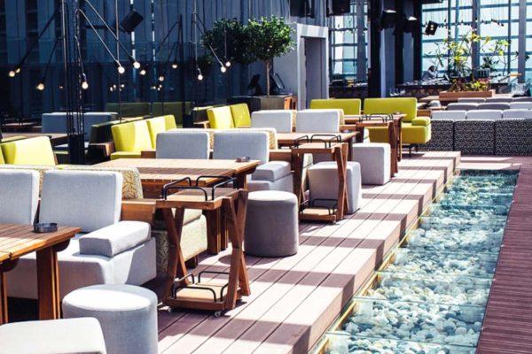 Design de Interiores Iris Bar, um conceito jovem e luxuoso para a agitada vida noturna de Dubai 6