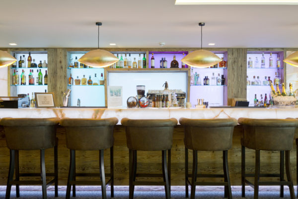 Hotel Rougemont - Bar