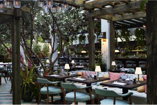 Pelo Mundo O Encantador Restaurante Cecconi's em Miami 2