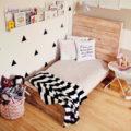 inspiração de quarto infantil - como usar Tricot no Quarto das Crianças