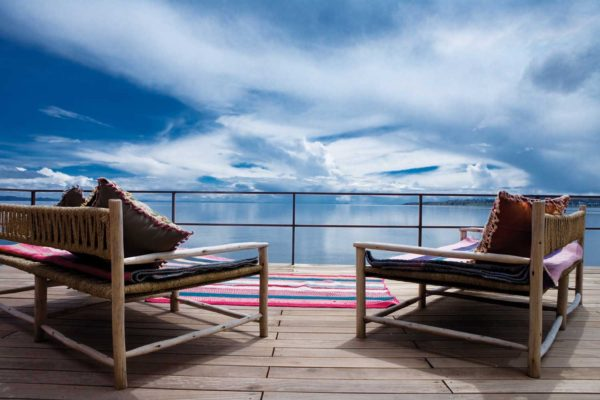 Decoracao exotica Decoracao Andina Decoração de Hotel - Hotel Titilaka foto divulgacao andean-experience 6