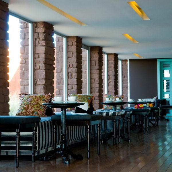 Decoracao exotica Decoracao Andina Decoração de Hotel - Hotel Titilaka foto divulgacao andean-experience 99