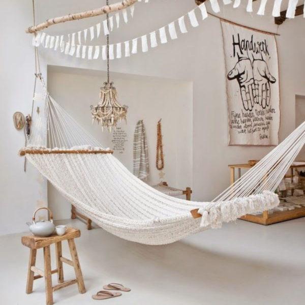 cadeiras de balanço para o quarto inspiracao de decor para o inverno lolahome 2