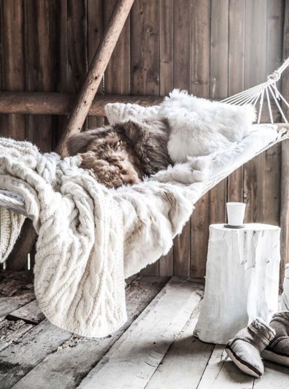 cadeiras de balanço para o quarto inspiracao de decor para o inverno lolahome 3