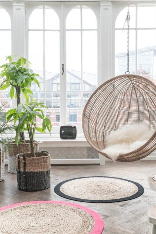 cadeiras de balanço para o quarto inspiracao de decor para o inverno lolahome 6