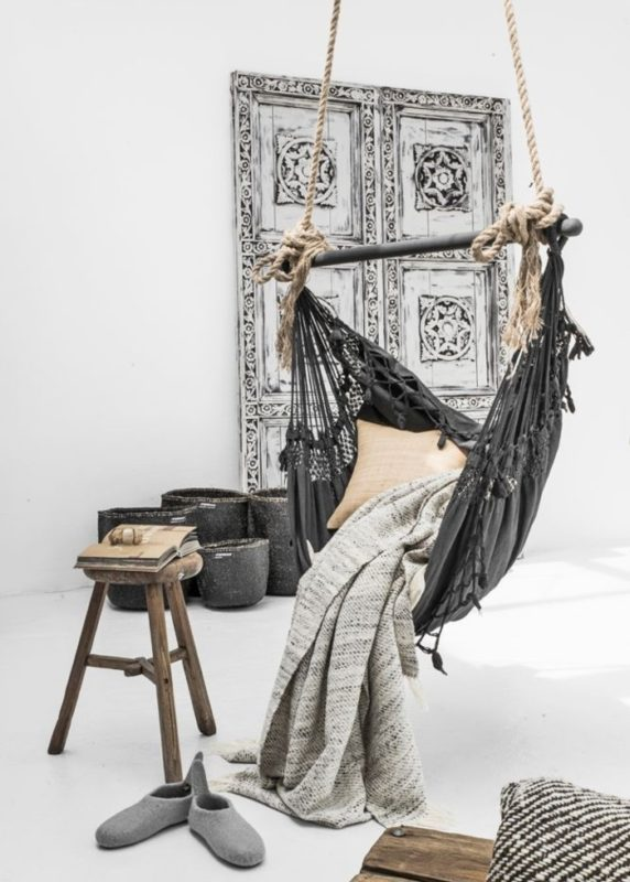 cadeiras de balanço para o quarto inspiracao de decor para o inverno lolahome 7