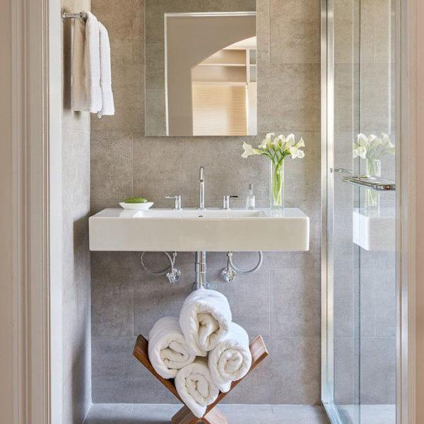 Dica Como Decorar Banheiros Pequenos