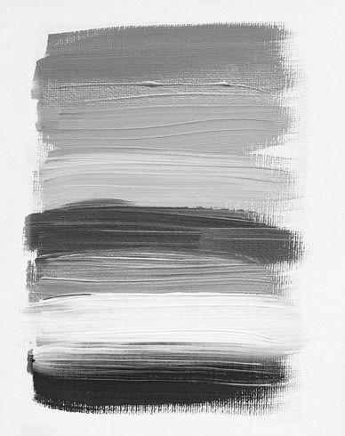 décor de sala em tons de cinza