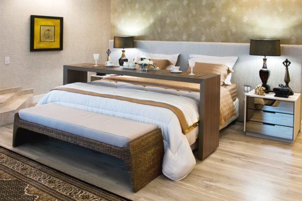 hotel em casa