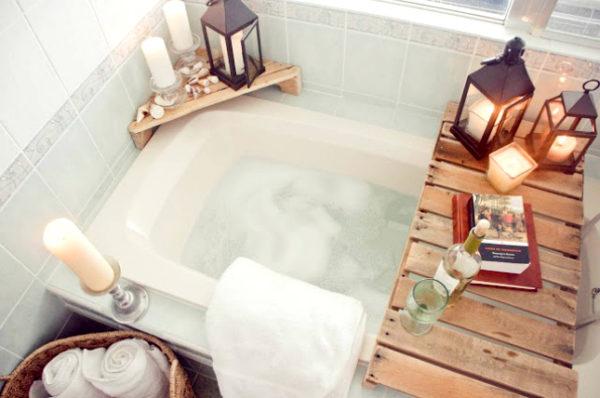 spa em casa