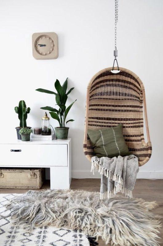Aqueça ambientes no estilo escandinavo