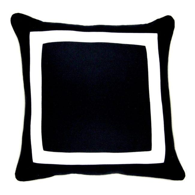 decoração com preto