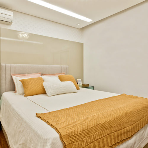 quartos pequenos