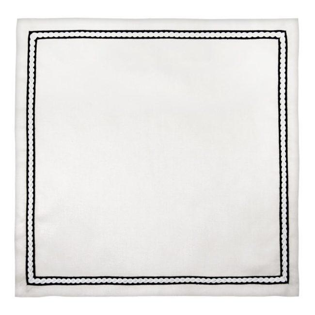 tecido de linho puro