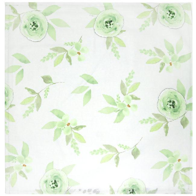 verde menta na decoração