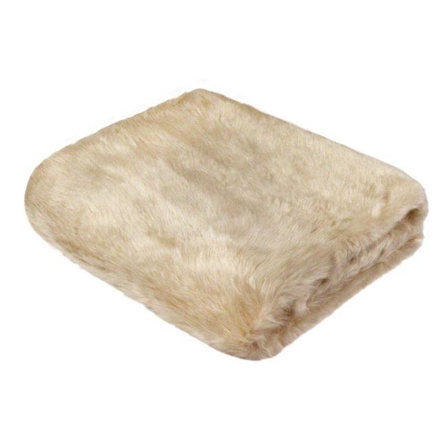 manta de pele