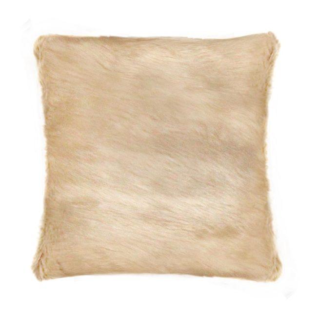 almofada de pele